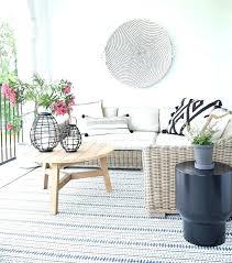 attractive outdoor rugs favorite pillows this season at home sunbrella pottery barn bordered outdoor rug 5 colors sunbrella