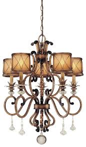 minka lavery 4755 206 5 light chandelier