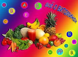 о витаминах Всё о витаминах