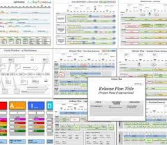 Free Project Management Agile Roadmap Template Dougmohns