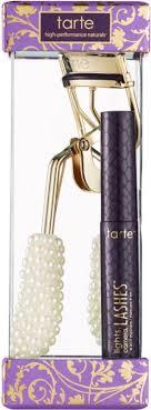 tarte eyelash curler. ladies who lash limited-edition picture perfect eyelash curler tarte