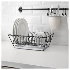 Space Saving Dish Rack Fintorp Dish Drainer Ikea