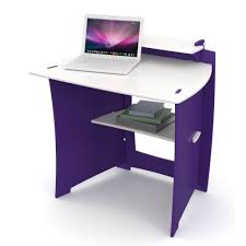 Furniture Modern Purple Computer Desk For Kids Acrylic Rolling And Also  Interesting Purple Computer Chair (