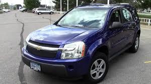 2006 Chevrolet Equinox LS FWD - YouTube