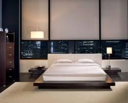 Worth japanese style platform bed 2