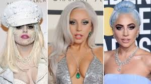 how lady a s hair and makeup have changed since her career began