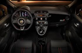The Fun 2015 Fiat 500 Models Get New Automatic Transmission Option ...