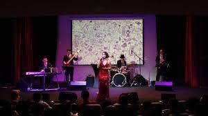 Que Sera Sera - Janet Lee (Gardens Theatre Music Festival 2016) - YouTube
