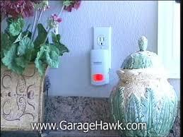 garage door open indicatorGaragehawk Remote Garage Door Monitor and Closer  YouTube