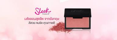 dels sleek makeup blush rose gold