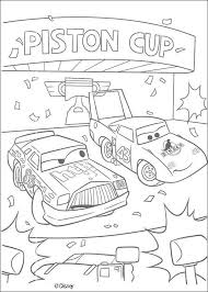 Small Picture Coloring Pages Cars Movie Dzrleathercom