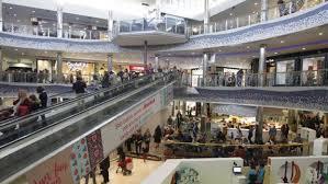 Resultado de imaxes para centro comercial navidad