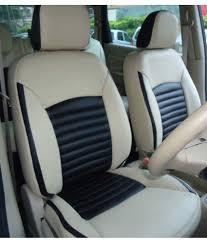 kvd autozone beige car seat cover pack of 4