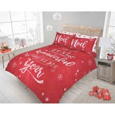 chalk board red quilt cover duvet set snowflakes double size 454112 p5423 15020 image jpg
