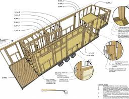 tiny house plan. Plans Tiny House Plan