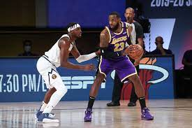 Photos: Lakers vs. Nuggets Game 5 (9/26 ...