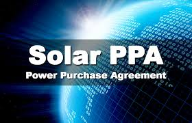 Solar Project Financing With A Pre-Paid Power Purchase Agreement ...