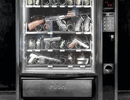 Vending Machine Robbery Impressive Assault Weapons From Vending Machines Steemit