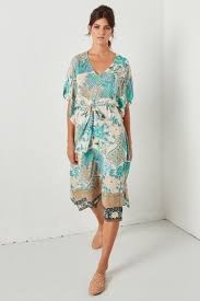 Cloud Dancer Kaftan Spell The Gypsy Collective