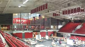 Interactive Wolf Display Picture Of Reynolds Coliseum