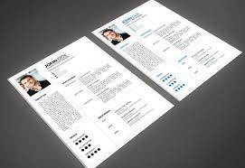 Indesign Resume Templates Awesome Resume Template Indesign Free Commily
