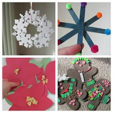 Paper Crafts For Christmas Accessories Extraordinary Christmas Crafts Decor Ideas Kropyok