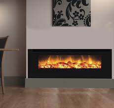 compliment the dazzling lifelike effect of the multi fire xhd flame with a stunning diamond like acrylic ice ember bed or a more rustic look with