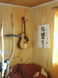 picture of guitar wall mount hanger free quick and dirty