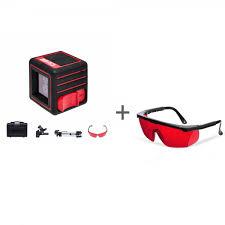 Нивелир <b>лазерный</b> ADA CUBE ULTIMATE EDITION + <b>очки</b> ...
