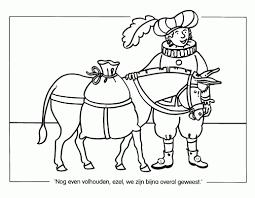 20 Nieuwe Kleurplaat Sinterklaas Online Kleuren Win Charles