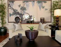 Asian-style Interior Design Ideas | Modern asian, Living room ...
