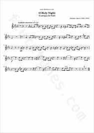 Voice traditional voice traditional voice free sheet music o holy night. O Holy Night A Adam Free Flute Sheet Music Flutetunes Com