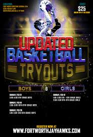 youth select basketball tryout flyers 2017 basketball tryout updated fort worth jayhawks basketball club