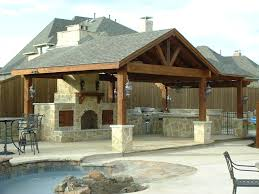 Outdoor Kitchen Frames Kits 3alhkecom A Beautiful Patio Design As Outdoor Kitchen Plans Which