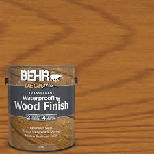 Exterior Wood Deck Sealer