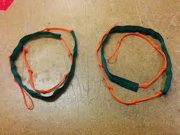 picture of make hammock straps