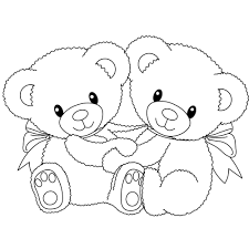 Small Picture Teddy bear coloring pages free printable coloring pages Clipart