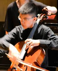Brandon Xu, Cellist   Open Classical Performer