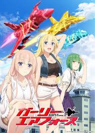Anichart Winter 2019 Anime Chart Girly Air Force