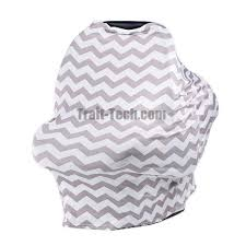 multi use milk silk fabric lightweight and breathable baby car seat cover tfeeding scarf infant cat canopy nursing cover khaki wave