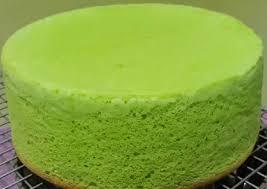 Resep Cotton Cake Pandan Oleh Eva Cookpad