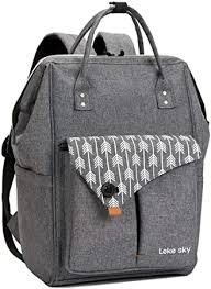Lekesky Laptop Backpack 15.6 Inch Stylish Women ... - Amazon.com