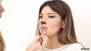 cat face diy makeup tutorial
