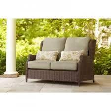 brown jordan northshore patio furniture. brown jordan vineyard patio loveseat with meadow cushions and aphrodite spring lumbar pillows stock northshore furniture y