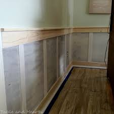 need a little oomph in your space this diy board and batten wainscoting