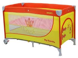 <b>Манеж</b>-кровать <b>RANT My Castle</b> — купить по выгодной цене на ...