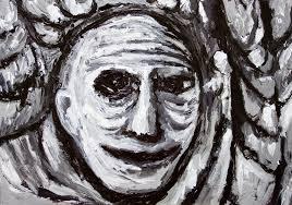 the last man s last smile new expression raw art art brut