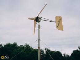 diy piggott wind turbines background information