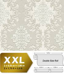 3d Barok Behang Edem 9123 20 Vliesbehang Hardvinyl Warmdruk In