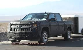 2014 Chevrolet Silverado / GMC Sierra Spy Photos – News – Car and ...